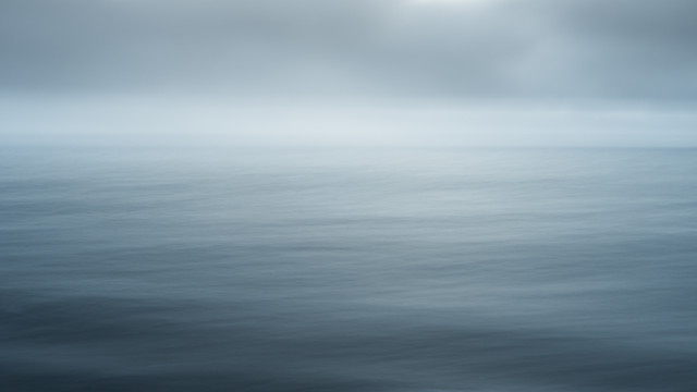 Atlantik #2 - Fineart photography by J. Daniel Hunger