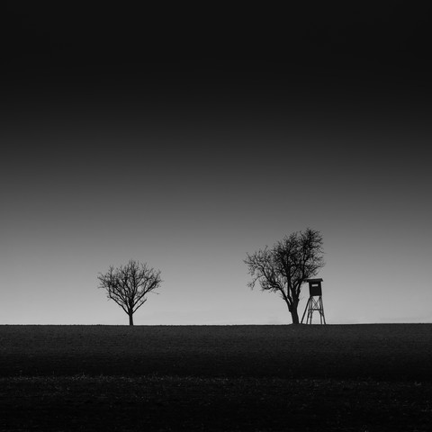 hunter - Fineart photography by Hannes Ka