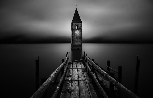 silvertower.two - Fineart photography by Hannes Ka