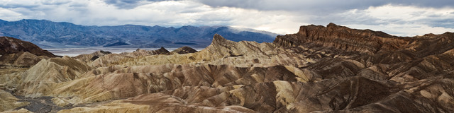 Zabriskie Point - Fineart photography by Michael Wagener