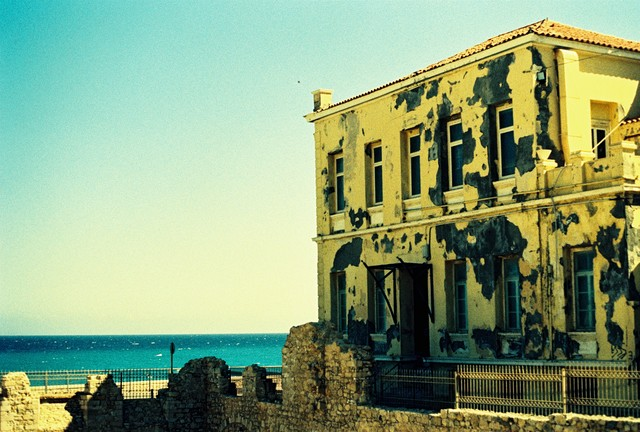 Heraklion - Fineart photography by Kathrin Reiff