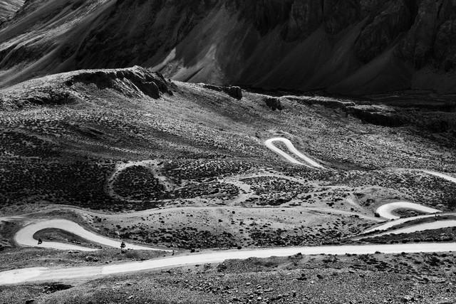 Abenteuer der kalten Wüste von ladakh Indien - Fineart photography by Jagdev Singh