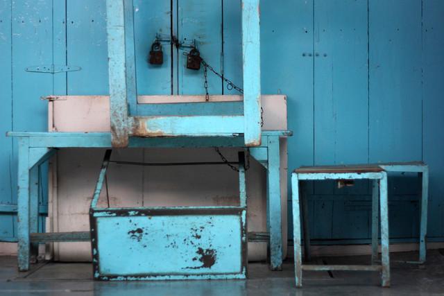 Locked - Fineart photography by Jagdev Singh