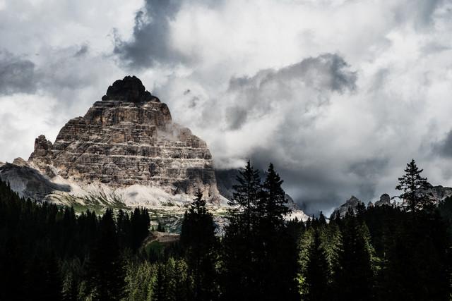 Drei Zinnen - Dolomiten - Fineart photography by Michael Wagener