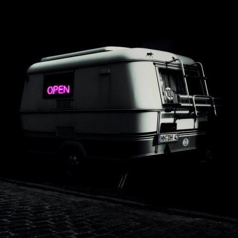 Trailer Love - Fineart photography by David Foster Nass
