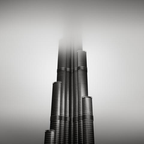 Burj Khalifa - Study 2 - Fineart photography by Ronny Behnert