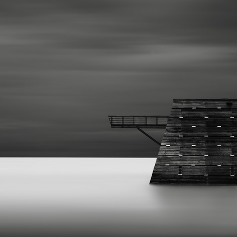 Forgotten Fortress - Fineart photography by Ronny Behnert