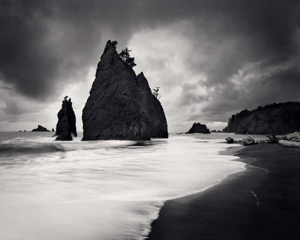 Rialto Beach - Fineart photography by Ronny Ritschel
