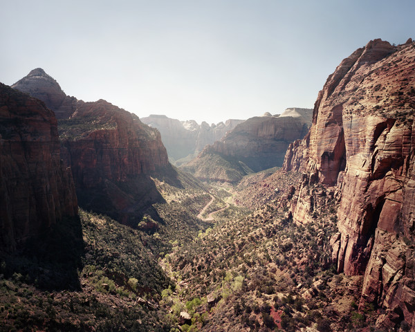 Zion Nationalpark  - Fineart photography by Ronny Ritschel