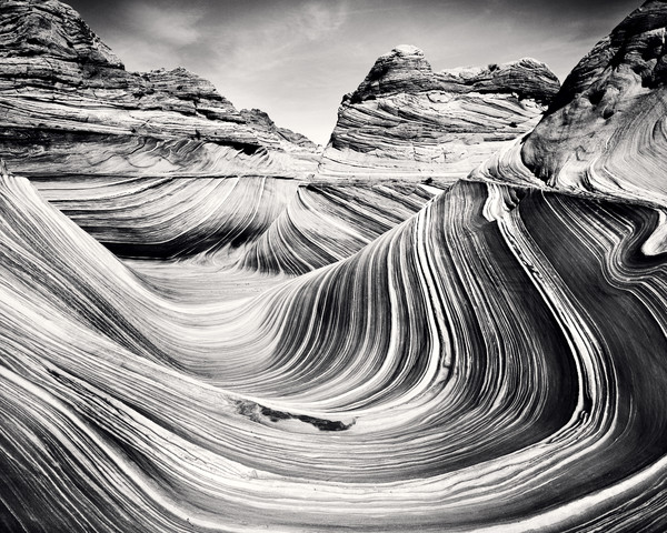 The Wave - Coyote Buttes North,* USA - Fineart photography by Ronny Ritschel