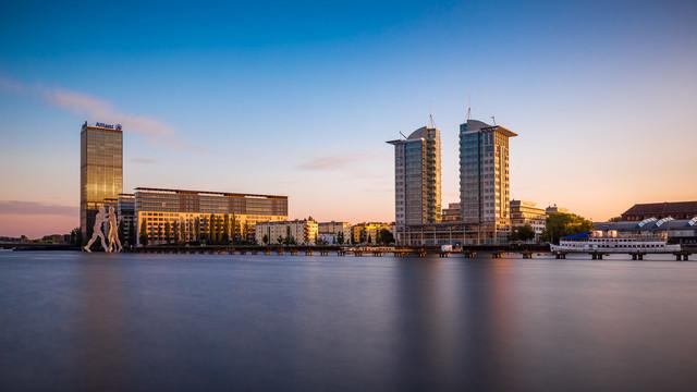 Osthafen Berlin - Fineart photography by Vladan Radivojac