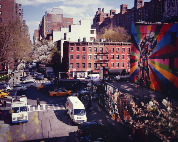 Tenth Avenue - NYC,* USA 2014 - Fineart photography by Ronny Ritschel
