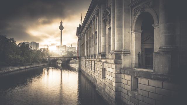 Bode-Museum Berlin Panorama - Fineart photography by Ronny Behnert