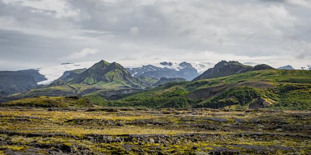 Þórsmörk, Iceland - Fineart photography by Norbert Gräf