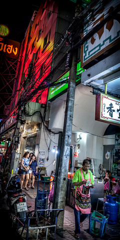 Nightlife Chinatown 8 (Bangkok) - Fineart photography by Jörg Faißt