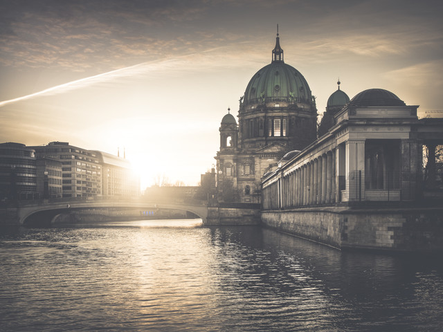 Berlin Cathedral - Fineart photography by Ronny Behnert