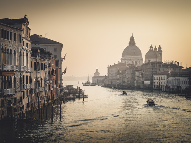 Santa Maria della Salute - Fineart photography by Ronny Behnert