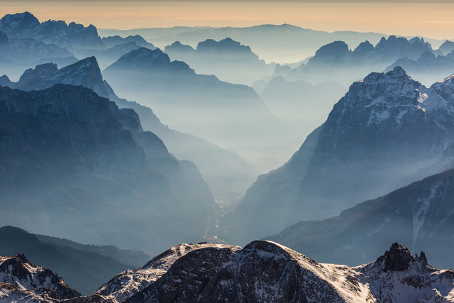 Punta Rocca - Fineart photography by Mikolaj Gospodarek