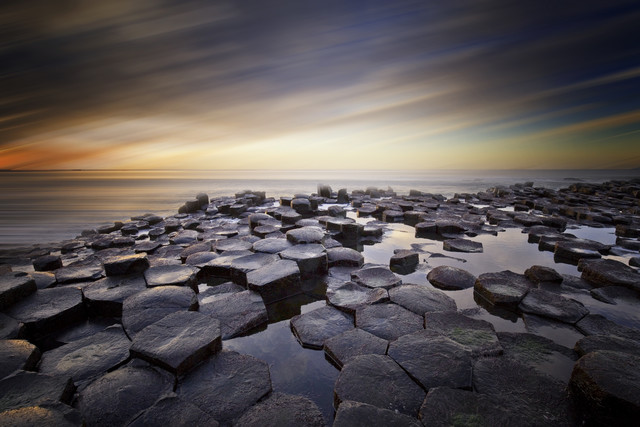 Giant´s Causeway - Fineart photography by Carsten Meyerdierks