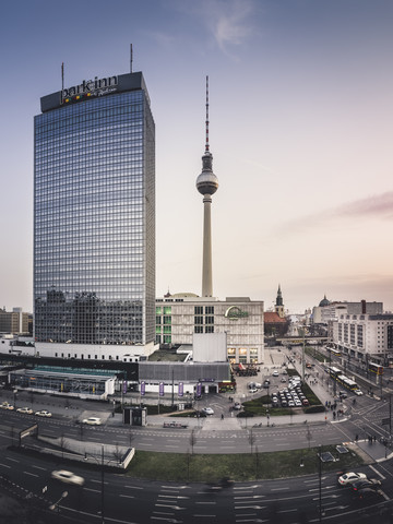 Alexanderplatz - Fineart photography by Ronny Behnert