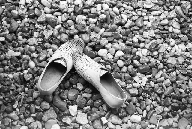 White Shoes - Fineart photography by Madelaine Grambow