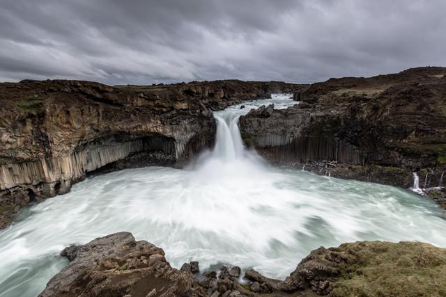 Aldeyjarfoss - Iceland - Fineart photography by Florian Westermann