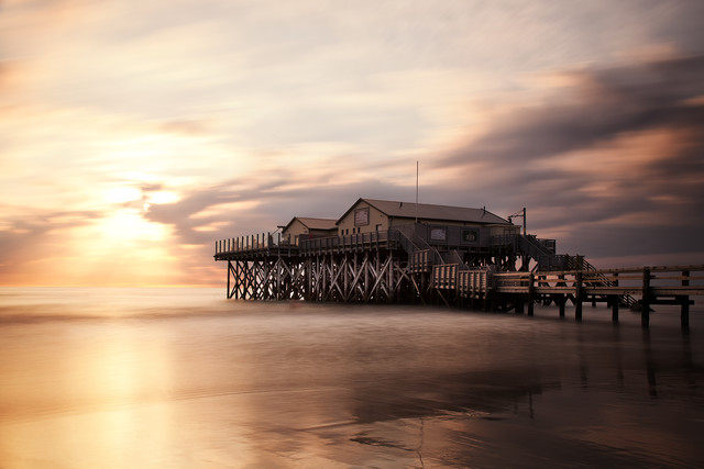 St. Peter Ording - Fineart photography by Oliver Buchmann
