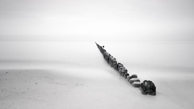 beach light - Fineart photography by Holger Nimtz