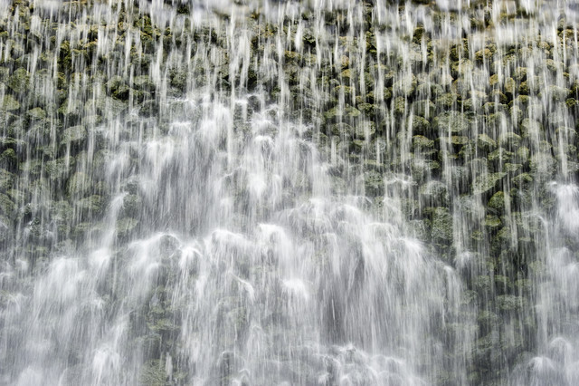 Wasserfall - Fineart photography by Daniel Schoenen