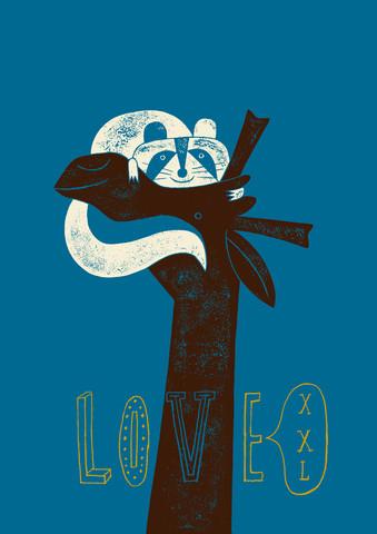 Love XXL - Fineart photography by Jean-Manuel Duvivier
