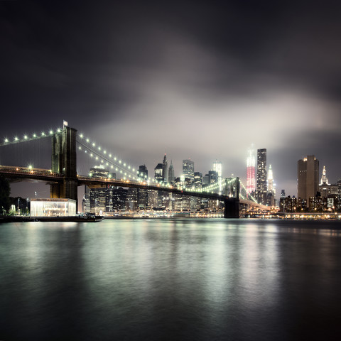[Brooklyn Bridge - NYC],* 613 USA 2012 - Fineart photography by Ronny Ritschel