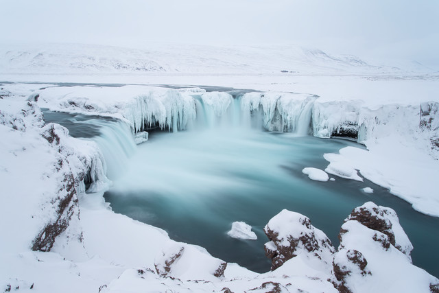 Godafoss - Fineart photography by Markus Van Hauten