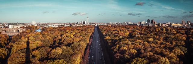 Berlin - Skyline - Fineart photography by Jean Claude Castor