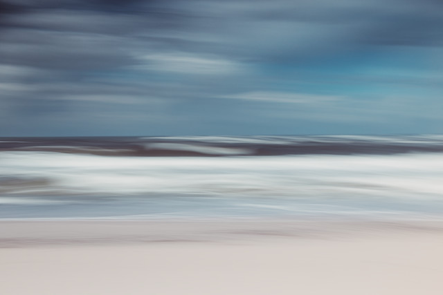 coastal weather - Fineart photography by Holger Nimtz