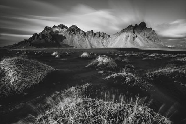 Vestrahorn Iceland - Fineart photography by Ronny Behnert