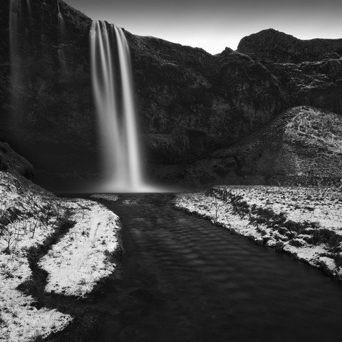 Seljalandsfoss Iceland - Fineart photography by Ronny Behnert
