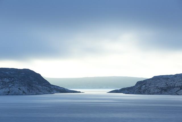 West coast of Greenland - fascinating bay - Fineart photography by Stefan Blawath