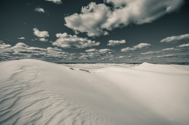 The Big Dune - Fineart photography by Arno Kohlem