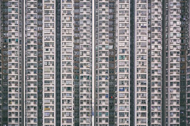 Metropolis Hong Kong - Fineart photography by Jürgen Wolf