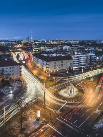 Rathenauplatz Berlin - Fineart photography by Ronny Behnert