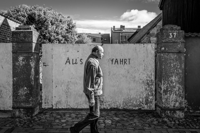 Exit - Fineart photography by Arno Simons