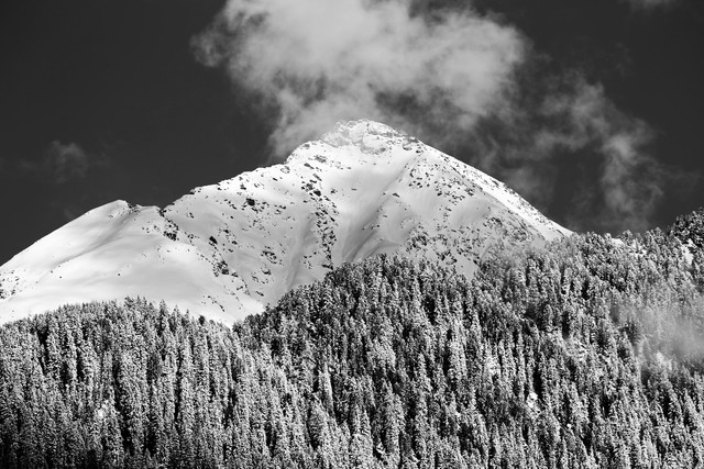 panorama view of the alps - Fineart photography by Rolf Bökemeier