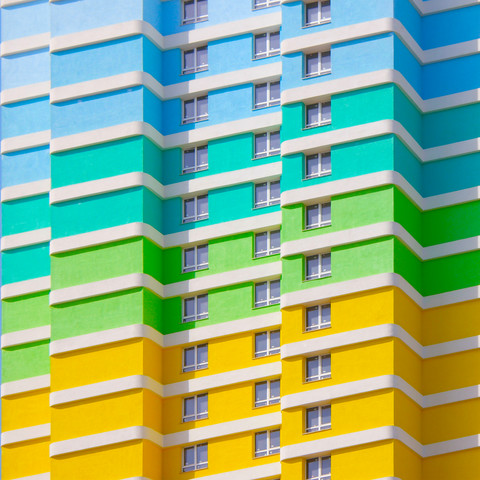 Layer Cake - Fineart photography by Yener Torun