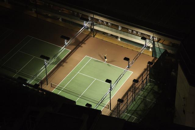 Nightservice - Fineart photography by Florian Büttner