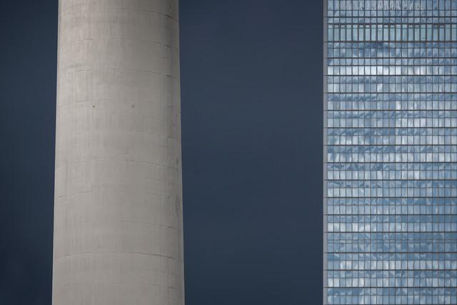 blue - Fineart photography by Klaus Lenzen