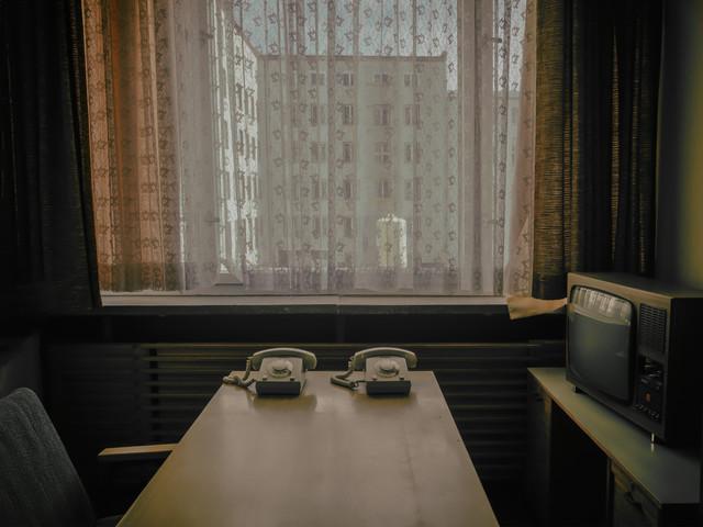 abhörbereit - Fineart photography by Klaus Lenzen