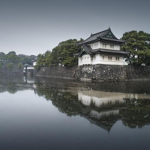 Kaiserpalast - Tokio, Japan - Fineart photography by Ronny Behnert