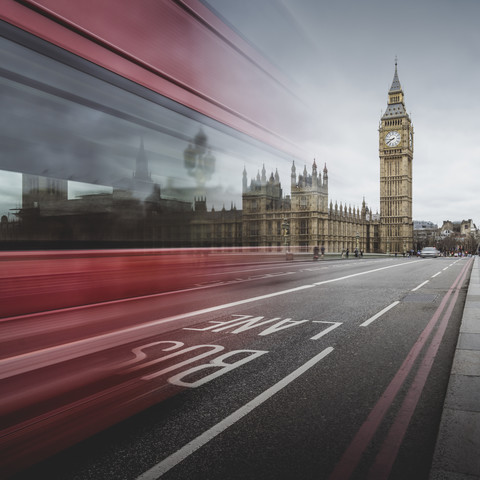 Big Ben  - London - Fineart photography by Ronny Behnert
