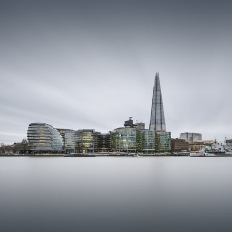 Skyline Study - London - Fineart photography by Ronny Behnert