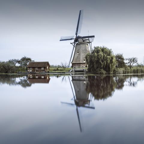 Kinderdijk Study 2 - Niederlande - Fineart photography by Ronny Behnert